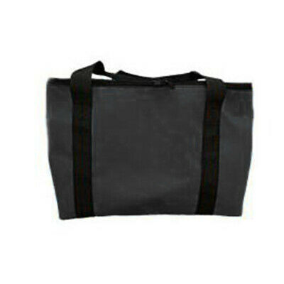 Black Food Storage Non-Woven Insulated Pizza Fabric Delivery Bag Foam Insulation