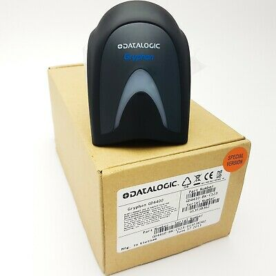 BRAND NEW! Datalogic Gryphon GD4400 GD4410 2D Barcode Scanner + Cable