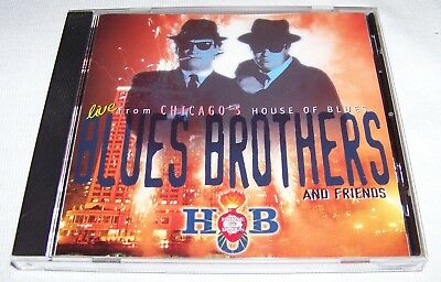 The Blues Brothers & Friends: Live from House of Blues by The Blues Brothers
