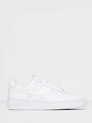 New Nike Womens Air Force 1 07 Sneakers In White Sneakers Low Top
