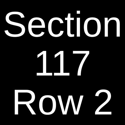 3 Tickets Green Bay Packers @ New York Giants 12/1/19 East Rutherford, NJ