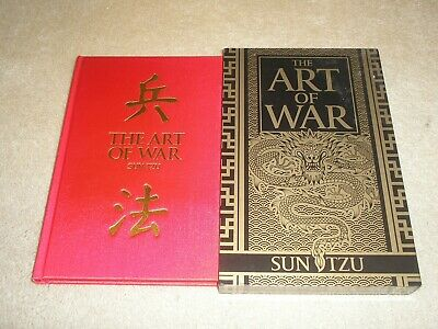 The Art Of War By Sun Tzu - 2017 Illustrated H/B Edition In Slipcase