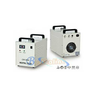 110/220V Industrial Water Chiller For CO2 Laser Engraving Machine50W CW-3000