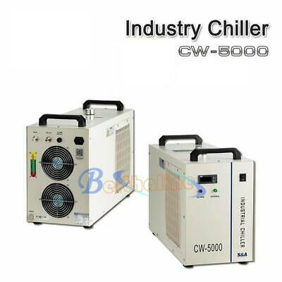 1PCS Industry Water Chiller Cool for 80W 100W CO2 Laser Tube CW-5000