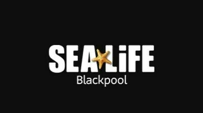 2 e-tickets for Sealife centre, Blackpool October