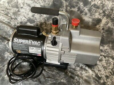 Yellow Jacket 93580 SuperEvac Vacuum Pump, 8 Cfm; 115V, **Local Pick Up Only*