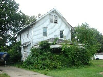 2 Story Youngstown Ohio Property with Land.  7 Day Auction For Sale By Owner