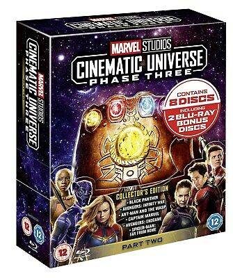 Marvel Studios Cinematic Universe: Phase Three - Part Two (C RELEASED 11/11/2019