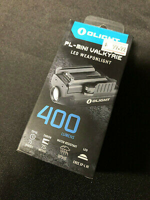 Olight PL-MINI MOST Compact Brightest Tactical Weapon Light  +  Magnetic Charger