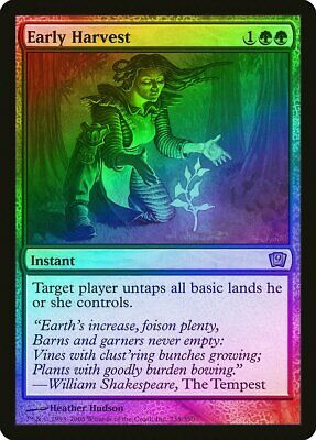 Might of Oaks 10th Edition PLD-SP Green Rare MAGIC THE GATHERING CARD ABUGames