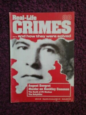 Real Life Crimes Magazine Issue 88- Murder on Hankley Common- The Babykiller