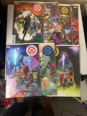 House Of X 1-4 Powers Of X 1-3 1st Print