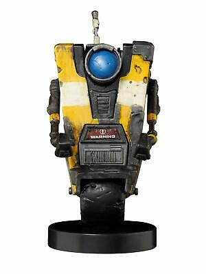 """Borderlands Claptrap - Cable Guy 8"""" PS4 / Xbox One Controller, Phone Holder"""