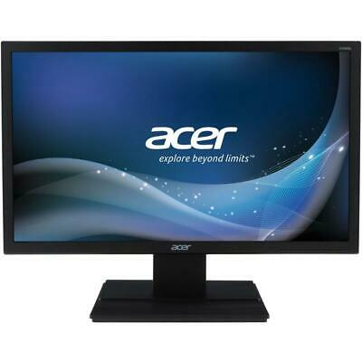 "Acer V6 21.5"" LED Widescreen Monitor Full HD 1920x1080 8 ms GTG 60 Hz 250 Nit VA"