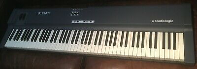 Studiologic SL990 88-Key Weighted Keyboard - Free Delivery in London Area