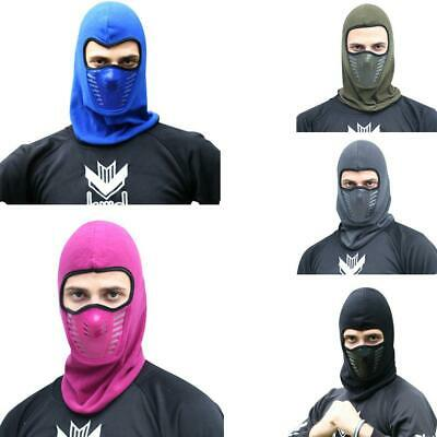 Ski Riding Face Mask Bicycle Windproof Dust-proof Mask Winter Outdoor Warm Mask
