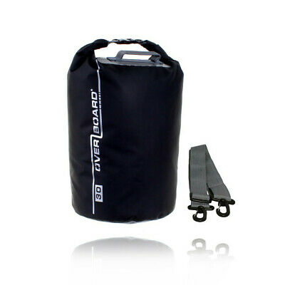 Over Board Unisex 30 Litre Dry Tube - Black Sports Outdoors Waterproof