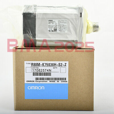 Ship Today 1PC New Omron Servo Motor R88M-K75030H-S2-Z DHL free shipping