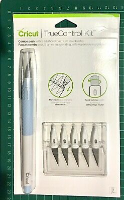 Cricut True Control Knife Combo Pack With Blades Code 2004843