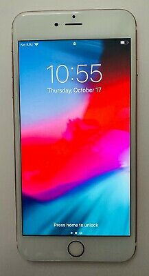 Apple Iphone 6s Plus Rose Gold 64GB (Unlocked) - Great Condition