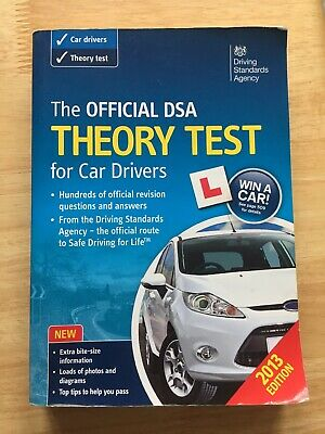 The Official DSA Theory Test for Car Drivers by Driving Standards Agency...