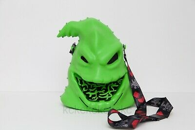 Oogie Boogie 2019 Light Up Popcorn Bucket, Disney Halloween, Nightmare Christmas
