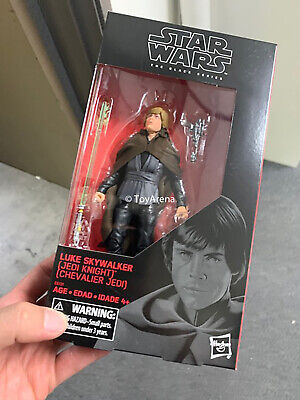 Star Wars Black Series Return of the Jedi Knight Luke Skywalker Chevalier USA