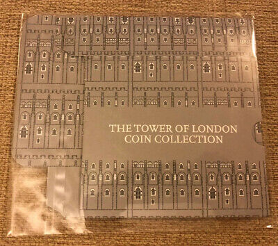 Royal Mint 2019 Tower Of London £5 Coin Holder New
