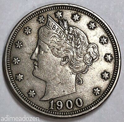 1900 5C Liberty Nickel CP2897ML