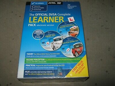 The Official DVSA Complete Theory Test Kit for Car Drivers/Hazard perception
