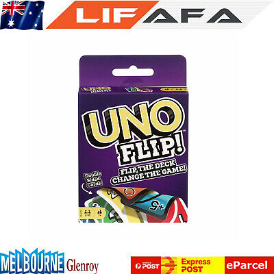 UNO Flip Card Game Double Sided Card Game For Kids XMAS birthday Gift Item