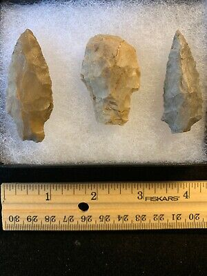 Authentic Native American Indian Artifacts/arrowheads/tools/blade Trail Of Tears