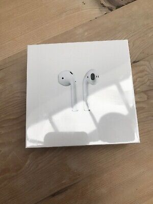 Apple AirPods (2nd generation) White Headsets with Charging Case (UNOPENED)