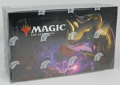 M19 Core Set 2019 Booster Box Factory Sealed MTG Magic