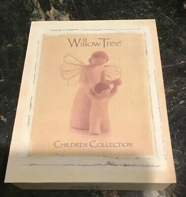 Set of 7 NIB Willow Tree CHILDREN COLLECTION Cards with Envelopes 4 Ass'd Cards