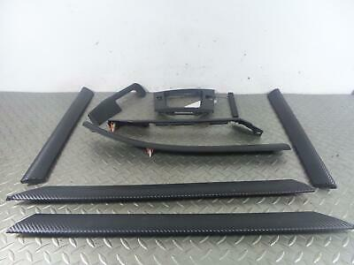 2000 BMW 3 SERIES Petrol Saloon Carbon Fibre Dash Trim Set 793