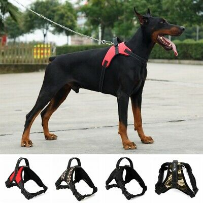 No Pull Adjustable Dog Pet Vest Harness Quality Nylon Small/Medium/Large/XL HOT