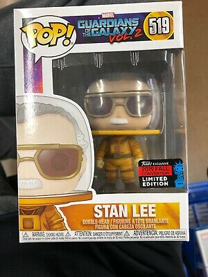 Funko Pop Stan Lee Marvel NYCC Shared Exclusive In Hand - Wal-mart exclusive