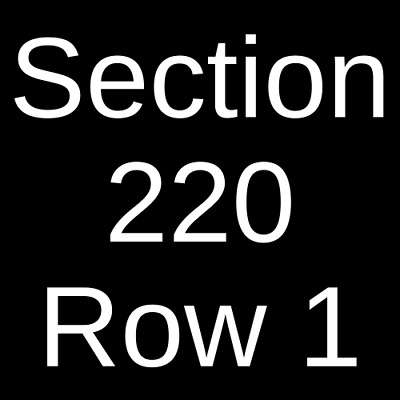 4 Tickets The Black Keys, Modest Mouse & Shannon and the Clams 11/6/19