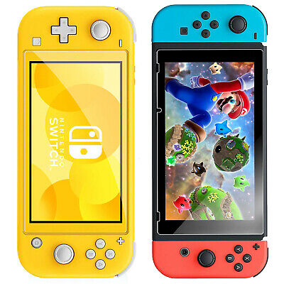 9H Hardness HD Anti-Scratch Glass Screen Protector for New Nintendo Switch Lite