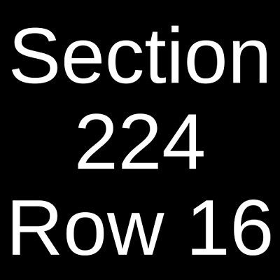 4 Tickets The Black Keys, Modest Mouse & Shannon and the Clams 11/19/19