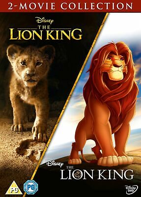 The Lion King: 2-movie Collection [DVD] RELEASED 18/11/2019