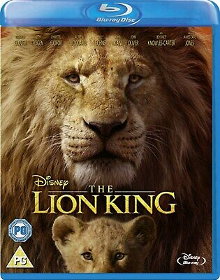 The Lion King [Blu-ray] RELEASED 18/11/2019