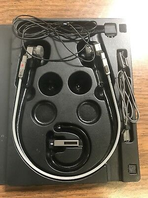 Dictaphone Deluxe Transcription Headset Sound Set