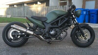 Other Makes: SV650S motorcycle
