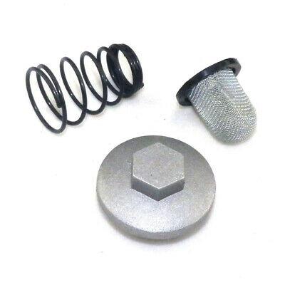 Scooter Drain Plug Oil Filter Set GY6 150cc QMB139 50cc Chinese Scooter Parts