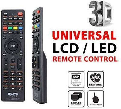 Tersely Universal LCD/LED/3D Replacement TV Remote, for LCD/LED TV HDTV Remote