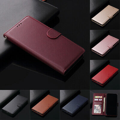For Samsung J4 J6 2018 J3 J5 J7 2017 Luxury Flip Leather Stand Wallet Case Cover