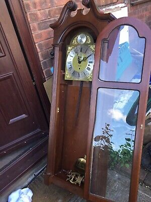 VINTAGE TEMPUS FUGIT LONG CASE CLOCK Restoration Parts