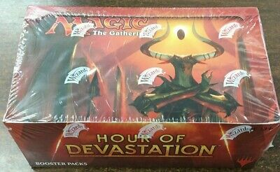 MTG Magic The Gathering Hour of Devastation Factory Sealed Booster Box English